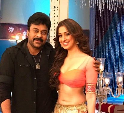 Boss is Back song shoot complete
