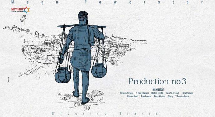 Charan-Sukumar shoot started
